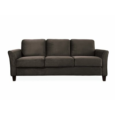 CCWENKS3M26CFVA LF2053 LifeStyle Solutions Westin Curved Arm Sofa