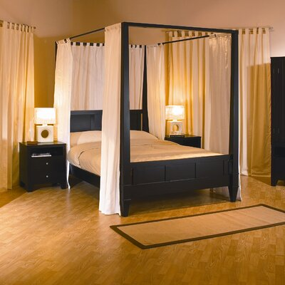 buy low price lifestyle solutions wilshire four poster