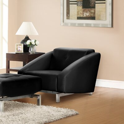 Quadro Vega Chair and Ottoman