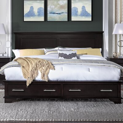 Mcmahon Queen Storage Platform Bed
