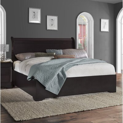 Madelaine Panel Bed Size: California King