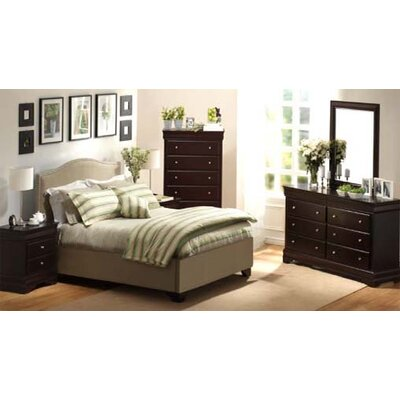 Buy Low Price Lifestyle Solutions Magnolia Sleigh 4 Piece