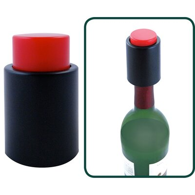 2-in-1 Bottle Stopper and Vacuum Pump 290-WBVP