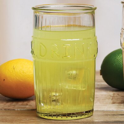 Drink Design 17 oz. Cooler Glass 68146