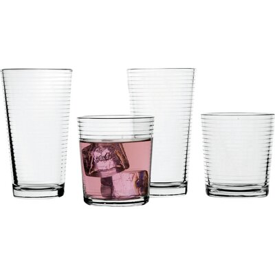 Theory 16 Piece Glassware Set 44115