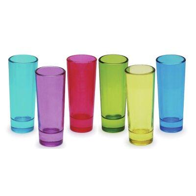 Redinger 2.25oz. Shot Glass Color: Assorted