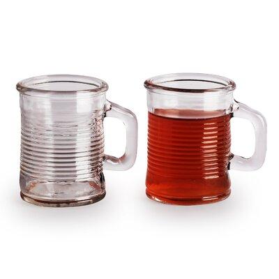 Canned 5 oz. Mini Handled Mugs