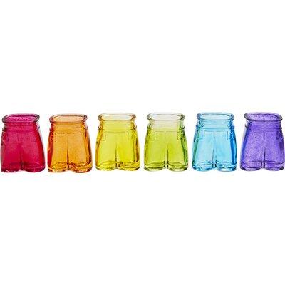 Mans Pants 1.35 oz. Shot Glass Color: Assorted 42700
