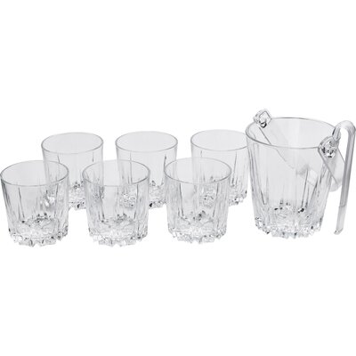 CG Karat 7 Piece Whiskey Set 10123