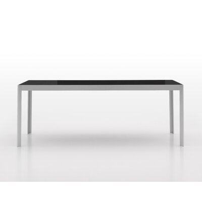 Alleno Sienna Writing Desk Tabletop Finish: Dark Grey Product Photo 468