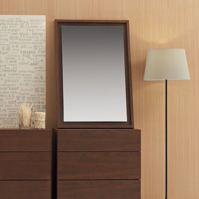 Bella 3 Drawer Dresser with Mirror