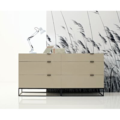 Devitto 3 Drawer Standard Dresser
