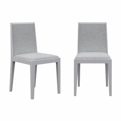 Fenley Side Chair Finish: White