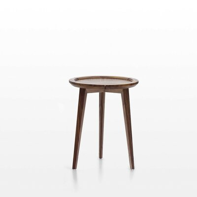 Murcia End Table Size: 19.6 H x 15.75 W
