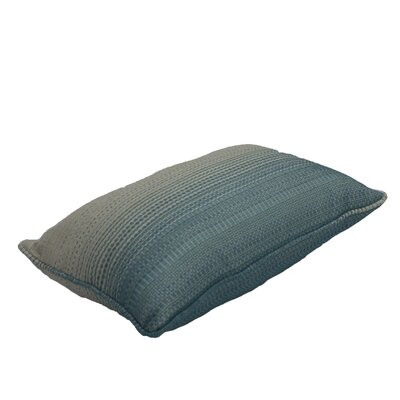 Premium Single Piped Zippered Outdoor Throw Pillow Size: 13 W x 21 H