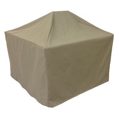 Dining Table Cover Size: 28 H x 73 W x 41 D