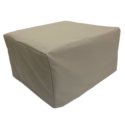 Ottoman Cover Size: 16