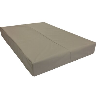Double Armless Chaise Lounge Cover