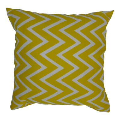 Fresco Banana Throw Pillow