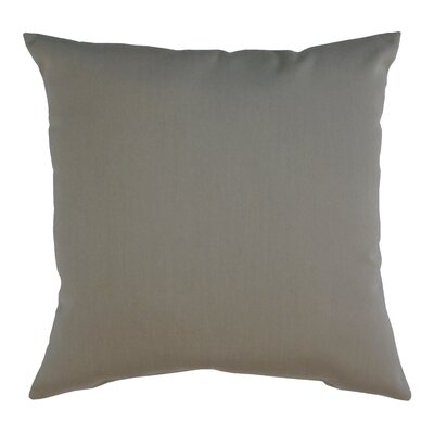 Sunbrella Canvas Throw Pillow