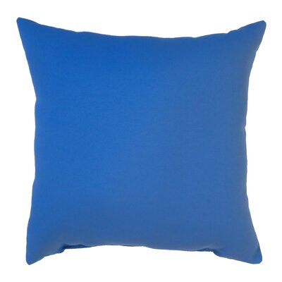 Fresco Marine Throw Pillow