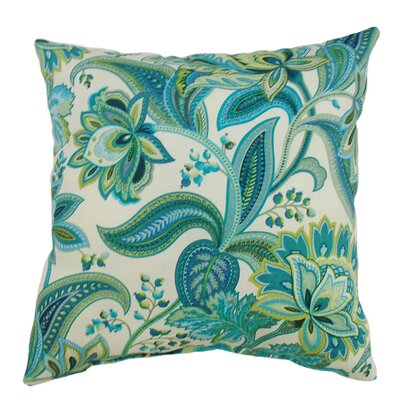 Knife Edge Sewn Closed Valbella Throw Pillow