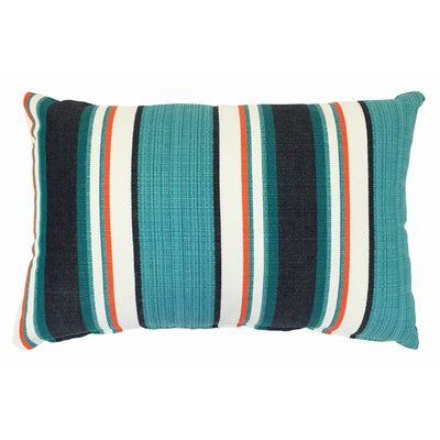 Zip Outdoor Sunbrella Lumbar Pillow