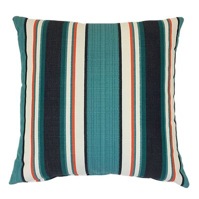 Zip Outdoor Sunbrella Throw Pillow Size: 20 H x 20 W