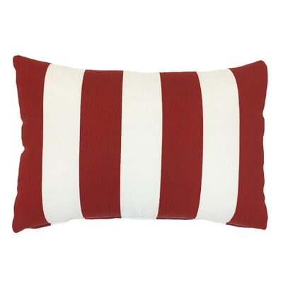 Reversible Zip Outdoor Lumbar Pillow