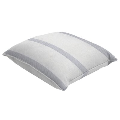 Matthews Zip Closure Throw Pillow Size: 18 H x 18 W x 5 D