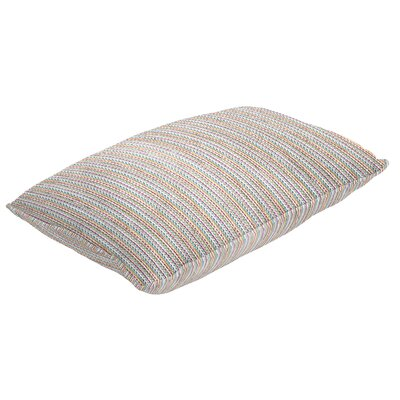 Frye Single Piped Lumbar Pillow Size: 12 H x 18 W x 5 D