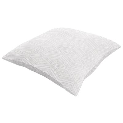 Brightwaters Throw Pillow Size: 22 H x 22 W x 5 D