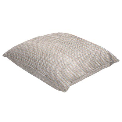 Frye Single Piped Throw Pillow Size: 18 H x 18 W x 5 D