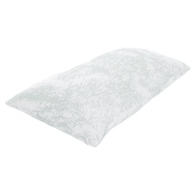 Maude Zip Closure Lumbar Pillow Size: 12 H x 18 W x 5 D