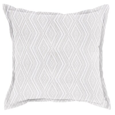 Brightwaters Flange Throw Pillow
