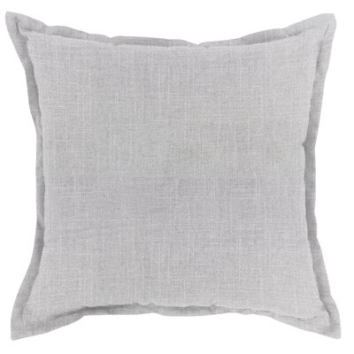 Mckenna Throw Pillow Color: Duck Natural