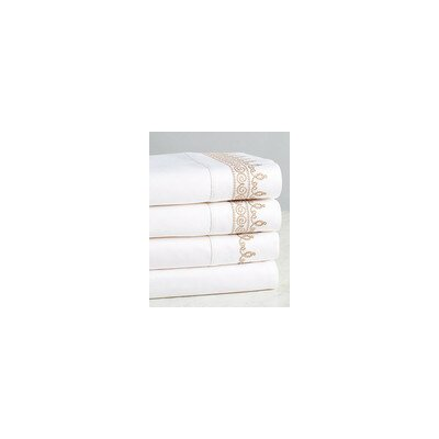 Classic 700 Thread Count 100% Cotton Santorini Sheet Set Size: King/California King