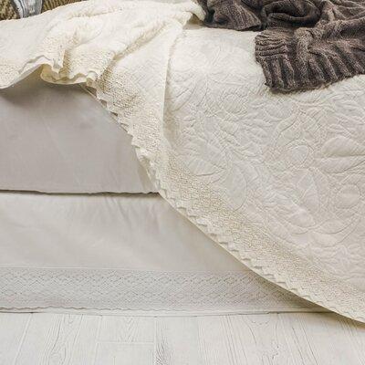Mayenne Maison Coastal Vintage Style Bedspread - Size: King