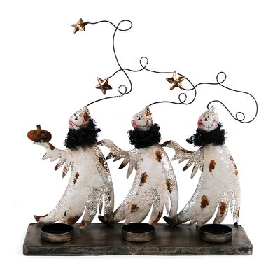 3 Ghost Figurine 290009