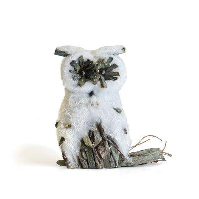 Snowy Owl Figurine FF14