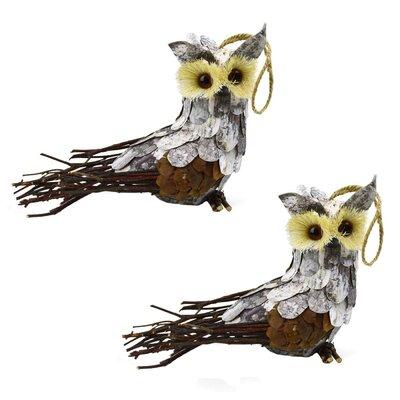 Hoot The Owl with Hanger Figurine AGTG8304 45554192