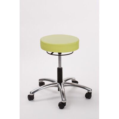 Brandt Industries Height Adjusts Brandt Airbuoy Pneumatic Stool With Ring Release