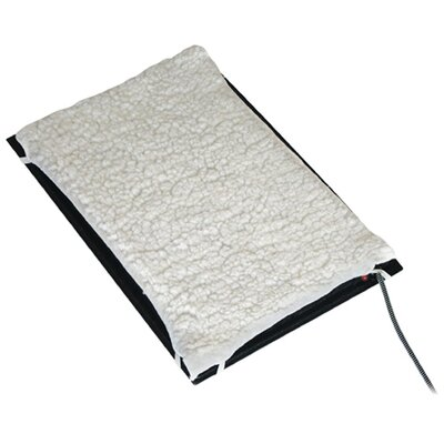Heated Dog Mat Size: Large (31 L x 24 W)
