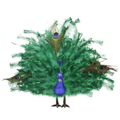 Regal Peacock Figure JA83764