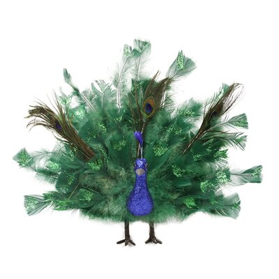 Regal Peacock Figure JA83765