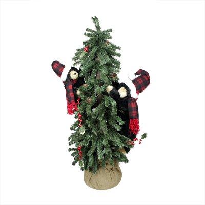 NorthlightSeasonal Country Rustic 4' Alpine Artificial Christmas Tree