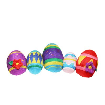 Inflatable Easter Eggs Decoration