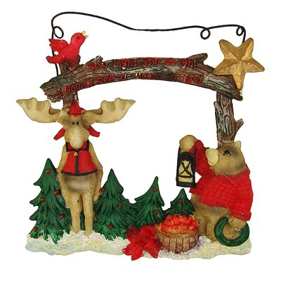 Star Light Star Bright Country Moose Christmas Ornament (Pack of 144)