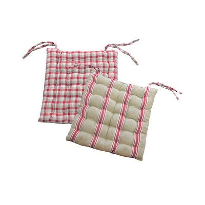 Chair Cushion Fabric: Pink