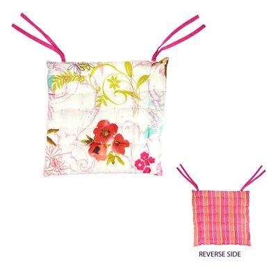 LEau de Fleur Chair Cushion
